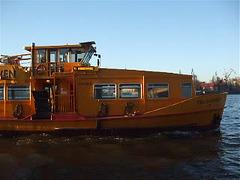 Hafenbarkasse @ River Elbe, Hamburg / DSCF1537