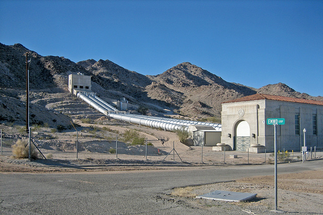 Iron Mountain Pumping Station (8997)