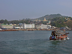 Kaw Thaung or Victoria Point