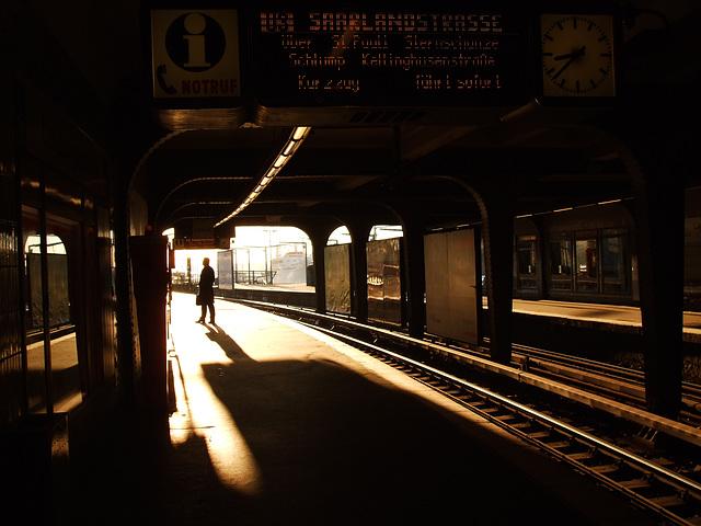 U3, Landungsbrücken, Hamburg / DSCF1546