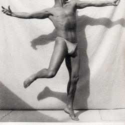 German Dancer 1920'