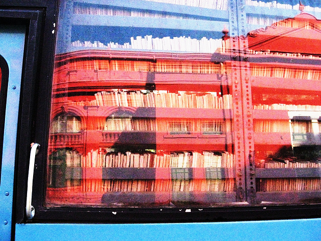 Red library reflection