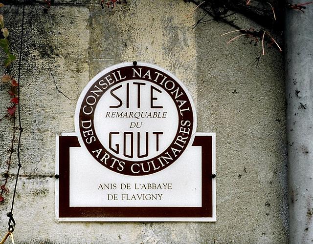 Site remarquable du gout