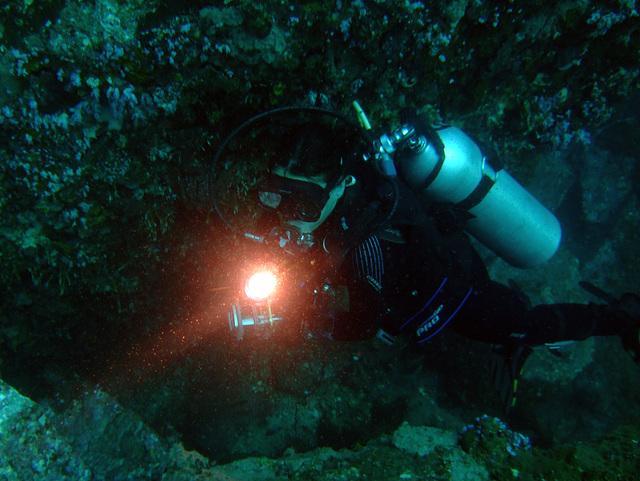 Diving in Burma 62
