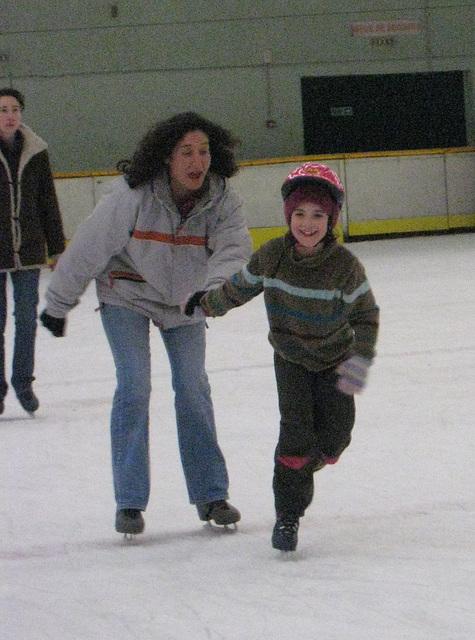 Sortie patinoire du 27/02/2008