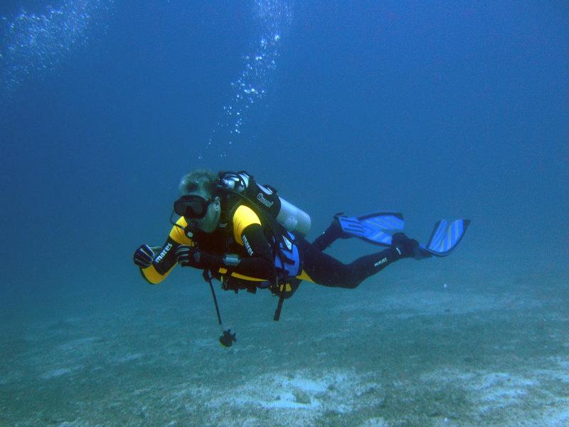 Diving in Burma 55