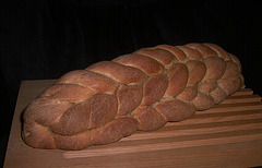 Whole Wheat Bread 3