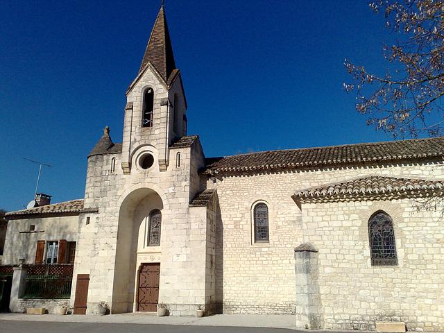 Eglise de Bagat
