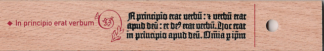 Liniilo de la Gutenberg-muzeo 2