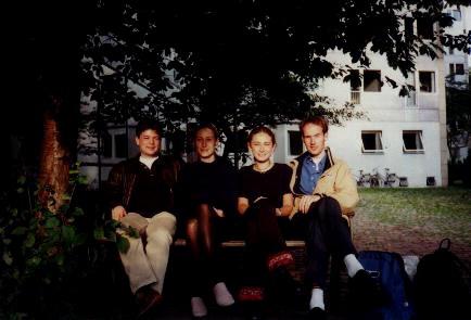 AEGEE Kiel Copenhagen TSU1999 18