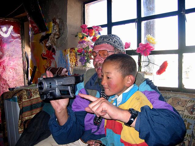 Explaining my video camera