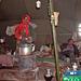 Inside a Nomads Tent