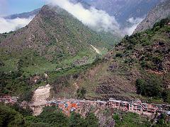 Kodari the border to Nepal
