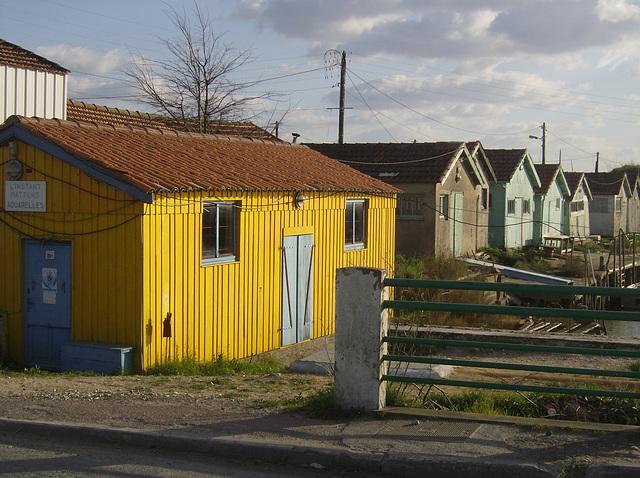 Fishermen huts 2