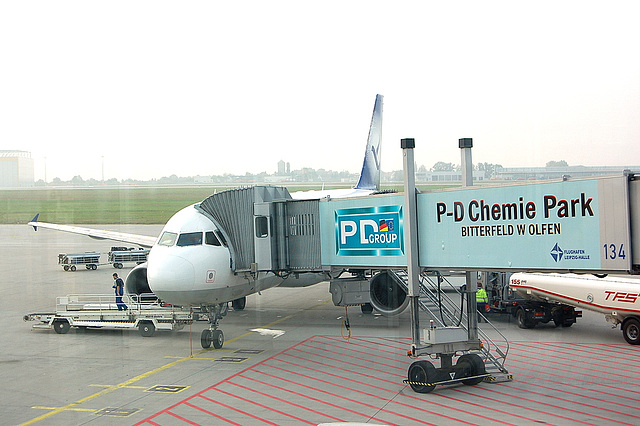 Airport Leipzig