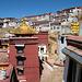 Ganden Monastery 55 km outside Lhasa