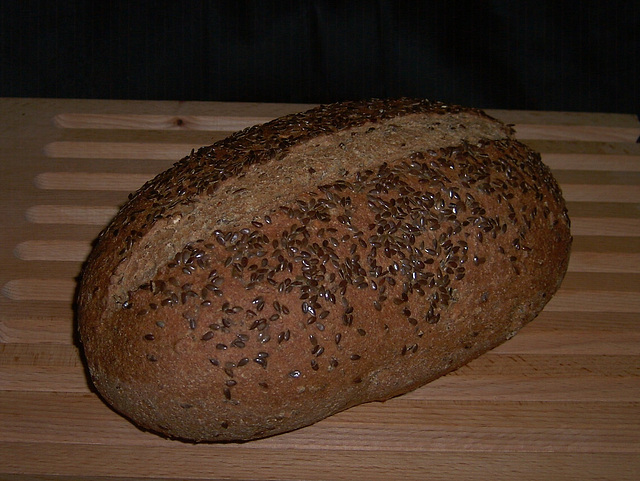 Duits driegranenbrood