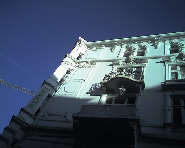 Sternschanzen-Viertel, Hamburg / 070503 074056