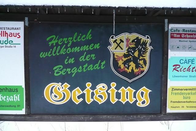 Pasko - Ostern 2008 in Geising