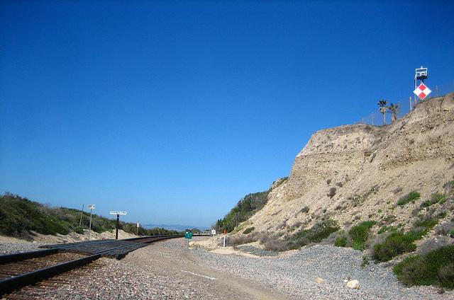 Train Tracks at Trestles (9174)