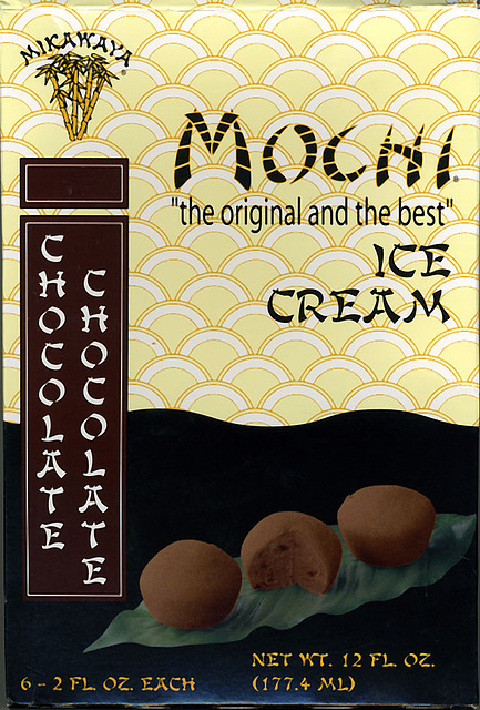 Mochi Ice Cream box