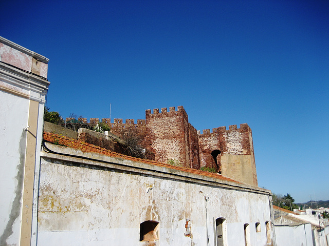 Algarve, Silves castle