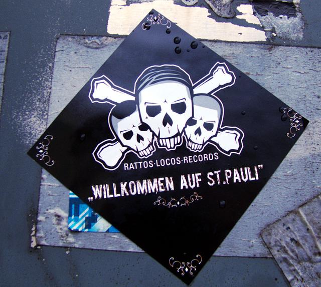 Willkommen auf St. Pauli