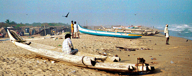 Chennai boatmen
