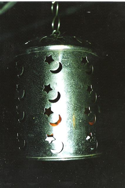 Turka lanterno 2