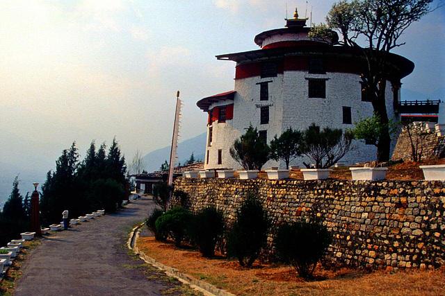 Ta Dzong in Paro