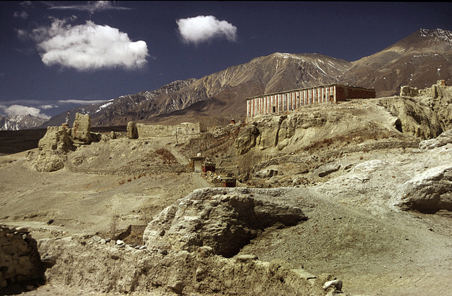 Namgyal Gompa