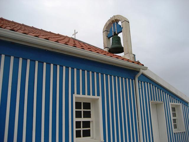 Praia de Mira, chapel for fishermen