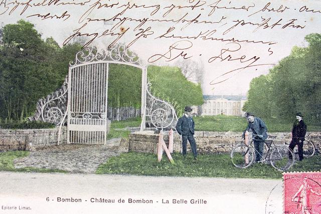 Chateau de Bombon