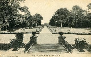 Chateau de Bombon - Parc