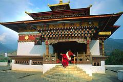 Dzongchung, the little dzong