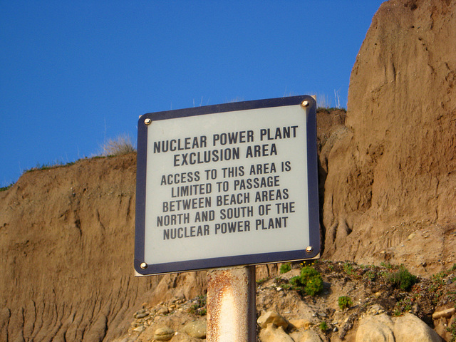 San Onofre Restriction (1366)