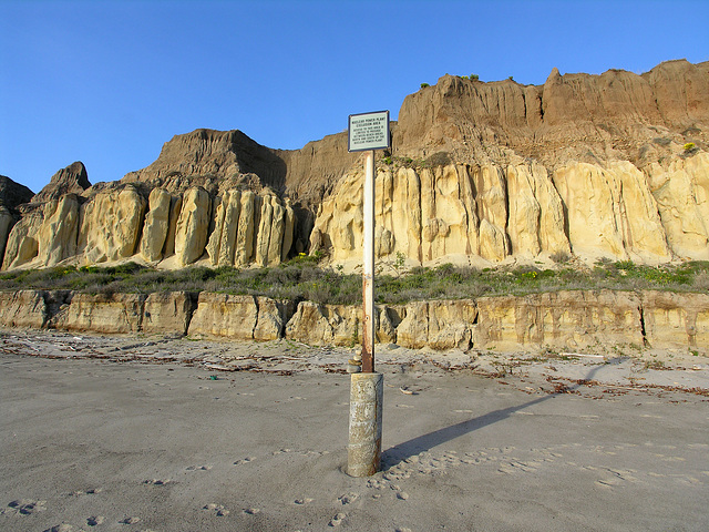 San Onofre Restriction (7097)