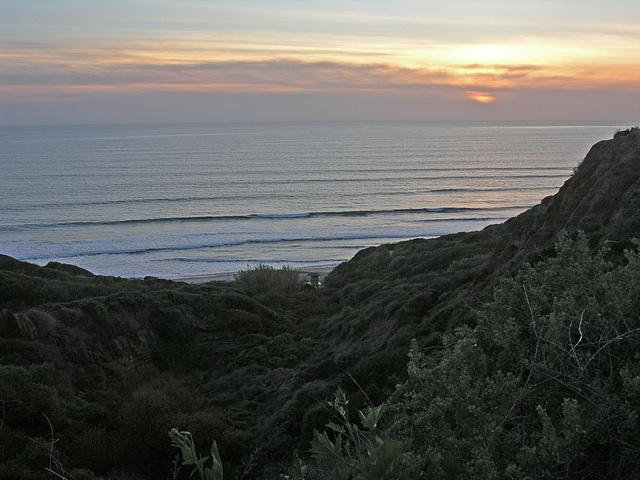 San Onofre Sunset (7113)