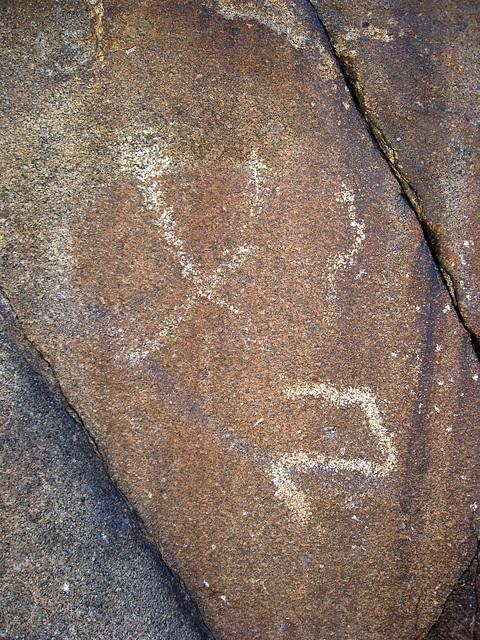 Corn Spring Petroglyph (1251)