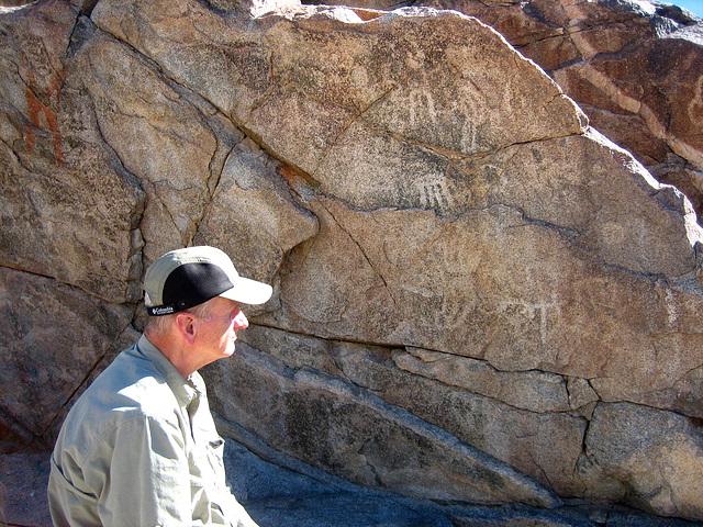 Scott & Corn Spring Petroglyph (9037)