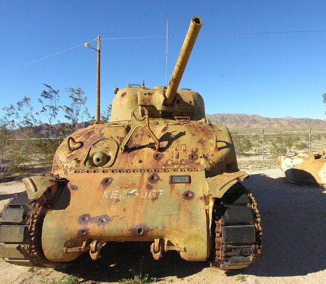 Patton Museum Tank (6987)