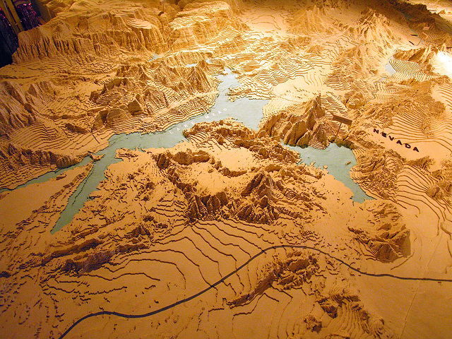 The Big Map - Lake Mead (6983)