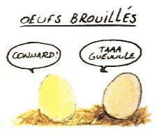 Du calme ! C'est Pâques !