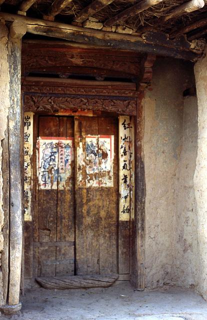 Qinghai home