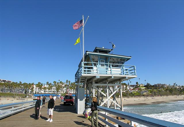 San Clemente Pier (7040)