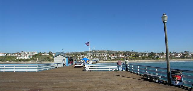 San Clemente Pier (7049)