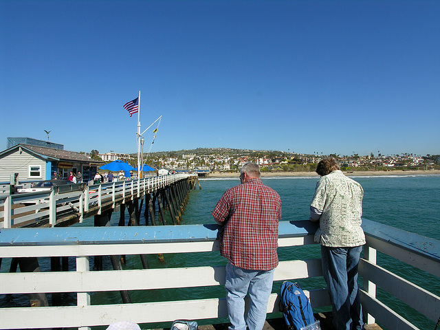 San Clemente Pier (7051)