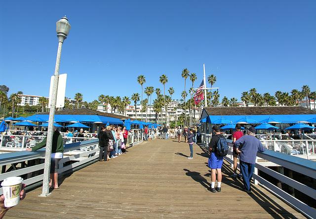 San Clemente Pier (7060)