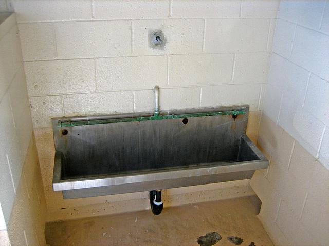 San Clemente Trough Urinal (9203)