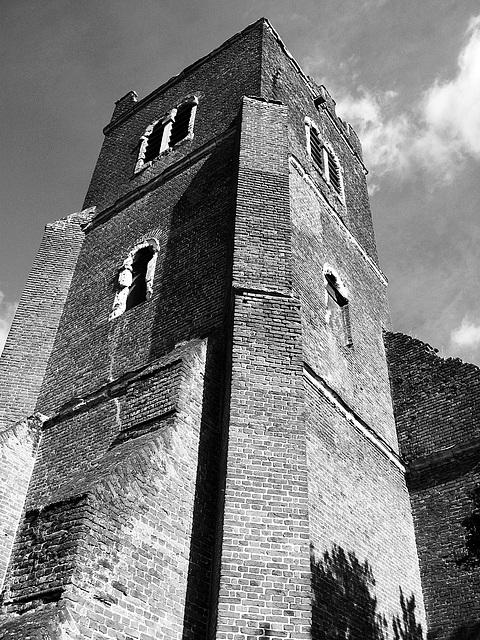 Deserted tower